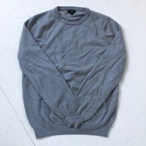 J. Crew Merino Wool Crewneck Sweater